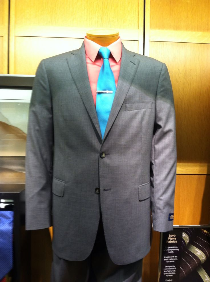 Hart Schaffner & Marx suit combination by Tony Arnold
