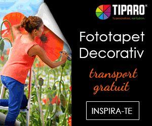 Tiparo este un magazin online care promoveaza produse Home&Deco si cadouri personalizate cu poze si texte. La cumparaturile prin MyCashBack.ro castigati 5% cashback! www.mycashback.ro/magazin/859/tiparo