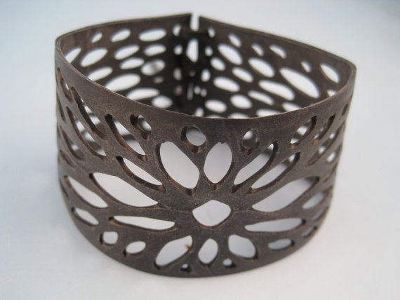 My Mothers Day present part 2: Becky Tesch, Bicycle inner tube cuff bracelet