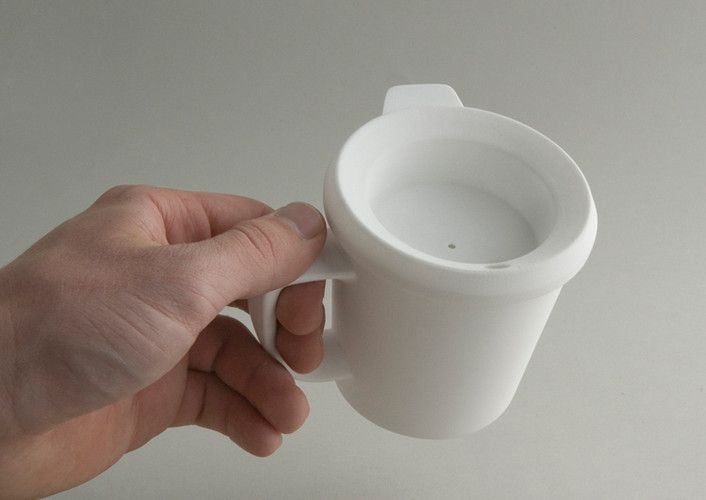 """""""Cups and plates designed for elderly people.. a stylish sippy cup..."""" www.fastcodesign....1 