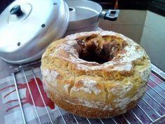 Pane senza impasto ( fornetto versilia )