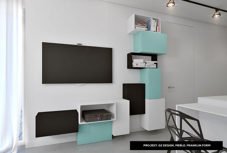 Mintmodular furniture - beautiful living room idea