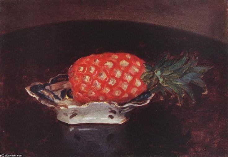 Ananas de Karoly Ferenczy (1862-1917, Hungary)