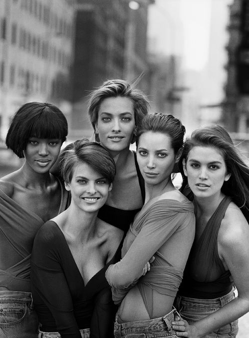exposition rentree 2016Peter Lindbergh, A Different Vision on Fashion…