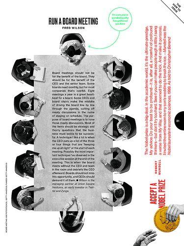 #graphicdesign How To 2012 Heel tof verwerking van de tekst. Het springt echt in het oog.. Ook een enorme fijne stijl!