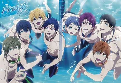 [Official Art] Free! Eternal Summer
