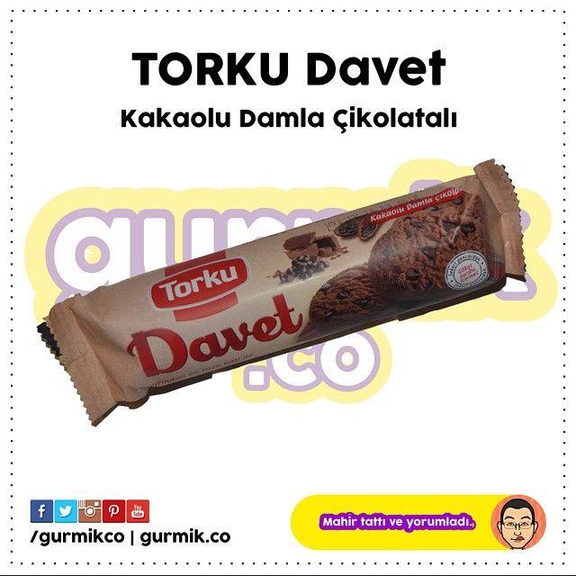 #Torku markasının bisküvi segmenti her geçen gün artıyor. #TorkuDavet ise #Cookies türü bisküvilerden… Kakao - damla çikolatalı ve sade - fındıklı çeşitleriyle 5 çaylarınıza konuk oluyor. Ağzı...