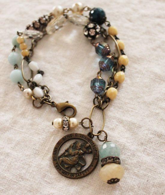 Saint of Travel Bracelet