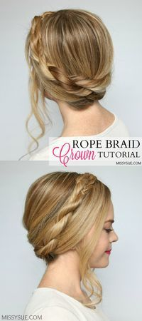 rope-braid-crown-milkmaid-tutorial                                                                                                                                                                                 More