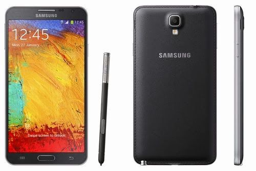 Samsung has officially presented the Samsung GALAXY Note 3 Neo without great expense or an event, starting in February it will be available