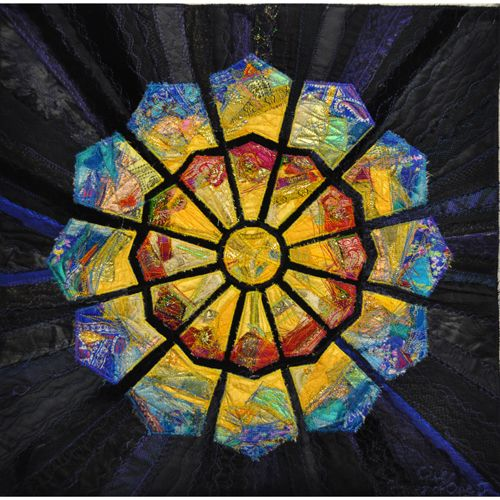 80 Best Images About Quilt Stained Glass On Pinterest