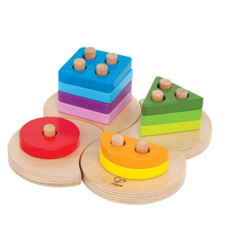 Geometric Sorter - Hape for sale by Little Shop of Treasures. Other Hape available now at LSOT.