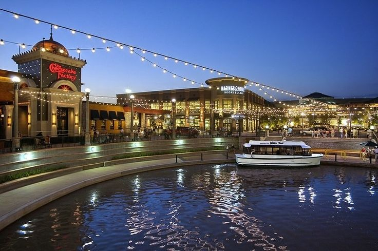 The Woodlands, TX | The Woodlands Mall