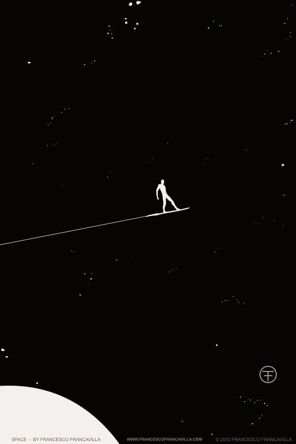 """""""Space""""    Francesco Francavilla"""