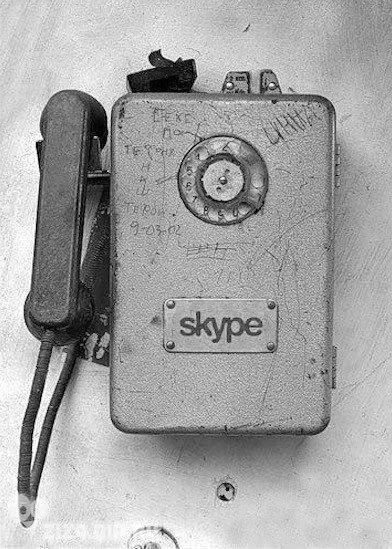 Skype #vintage