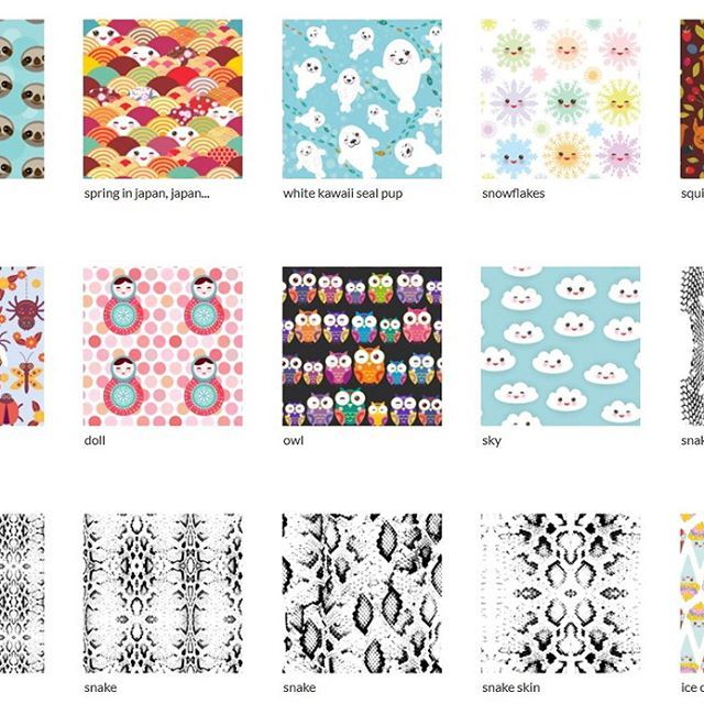 30 new designs 😍  in my spoonflower shop 🎨 ❤ #fabric #wallpaper #giftwrap 🎁 available for sale in my #Spoonflower shop! ▶▶▶ www.spoonflower.com/profiles/ekaterinap home decor ▶▶▶ https://www.roostery.com/e?user=ekaterinap ❤  Link in profile  #myart #textile #textiledesigner #pattern  #textiledesign #handmade #babyfashion  #homedecor #sloth #sloths #マトリョーシカ #러시아인형 #instababy  #quilt  #handmadedolls #dollmaker  #spoonflowerfabric #printedfabric  #surfacedesign  #sewing #patchwork #quilting…
