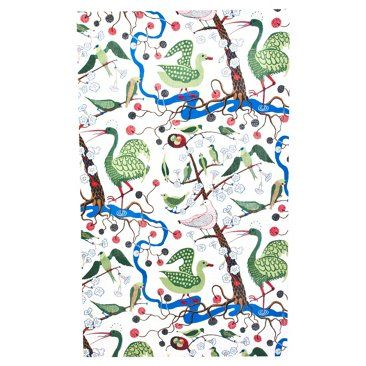 Check out this item at One Kings Lane! Josef Frank Textile Canvas