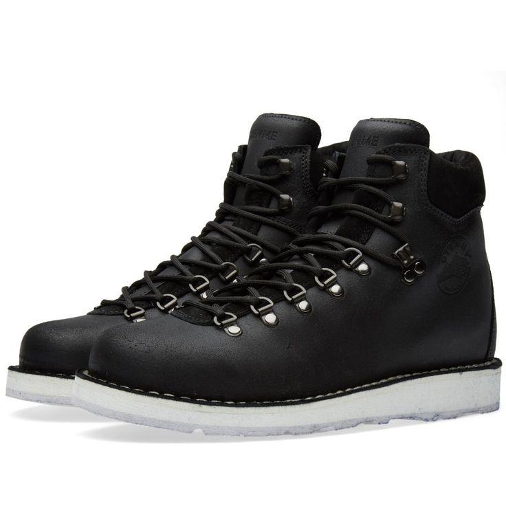 Diemme Roccia Vet Boot (Black Waxed Suede)
