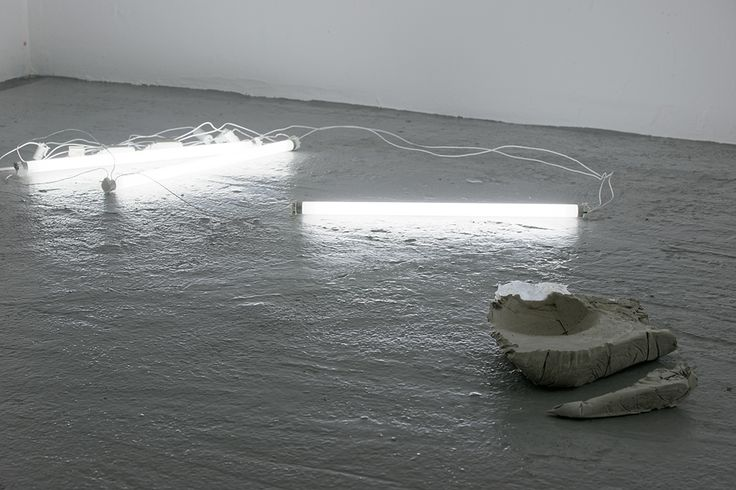 White Cube : Ian Kiaer & Charlotte Moth