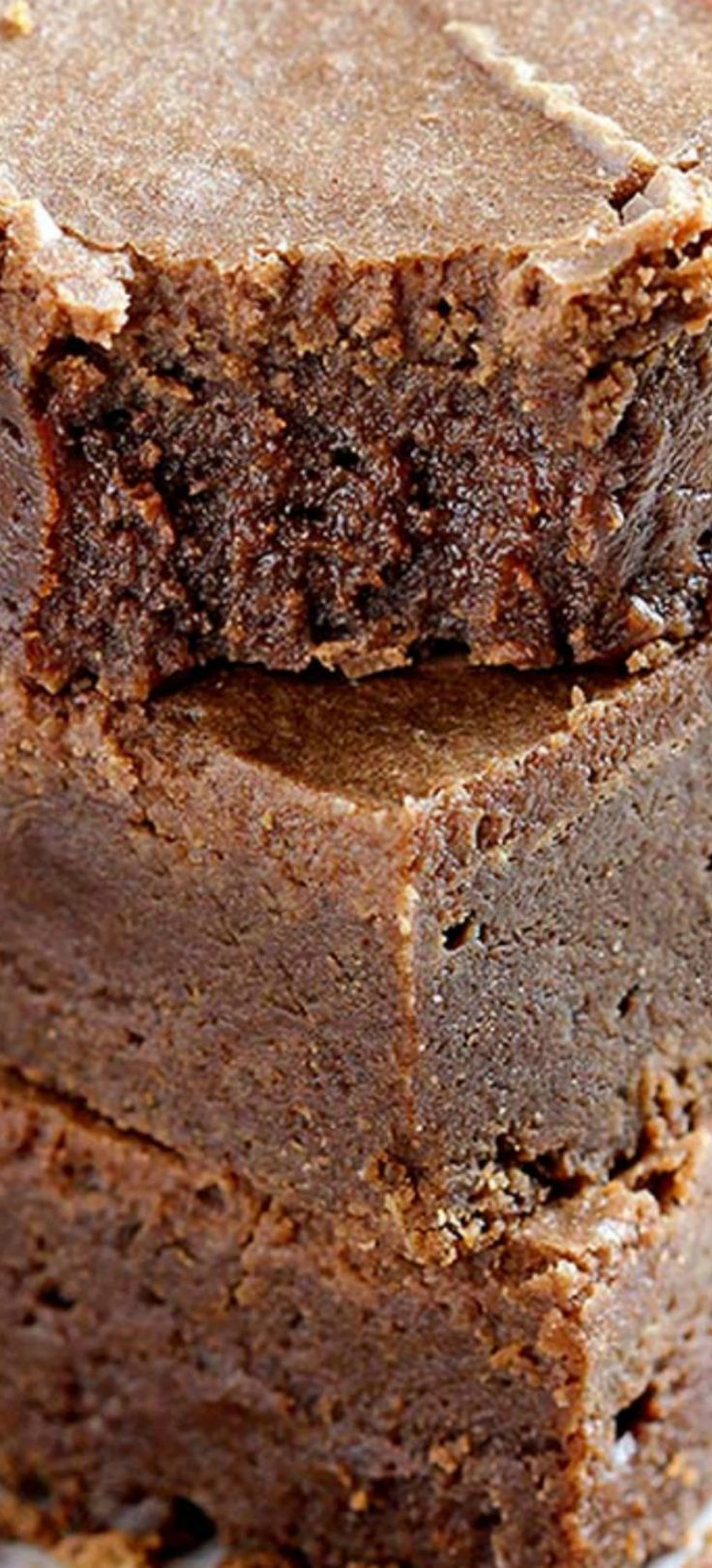 Lunch Lady Brownies   ~ Chocolate lovers dream, perfectly rich, fudgy and full of chocolaty goodness.