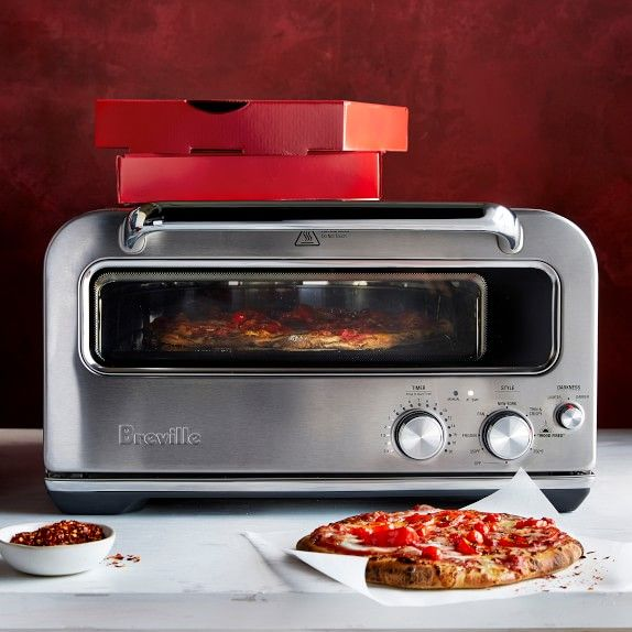 Breville Smart Oven Pizzaiolo Pizza Oven Smart Oven Wood Fired