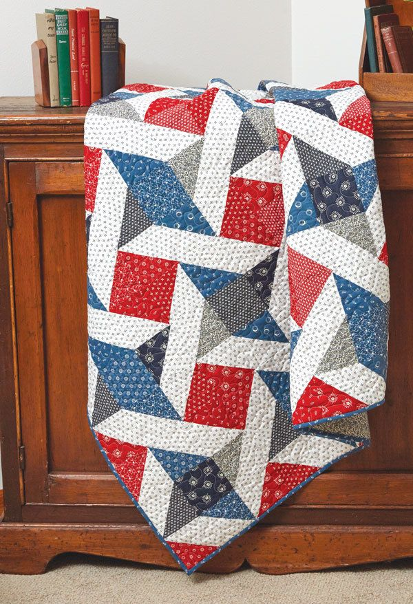 95 best Patriotic Quilt Patterns and Projects / Quilts of Valor ... : free patriotic quilt block patterns - Adamdwight.com
