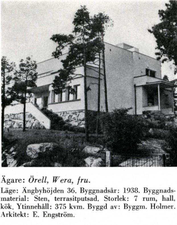 Södra Ängby - Ängbyhöjden 36