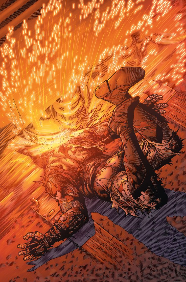 Wolverine: Old Man Logan (2011): Chapter 1 - Page 111