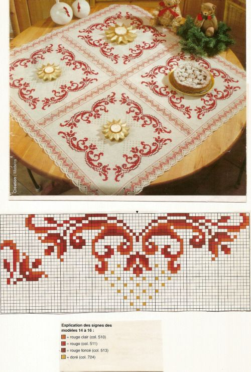 Cross-stitch Border... Gallery.ru / Фото #15 - 876 - Yra3raza