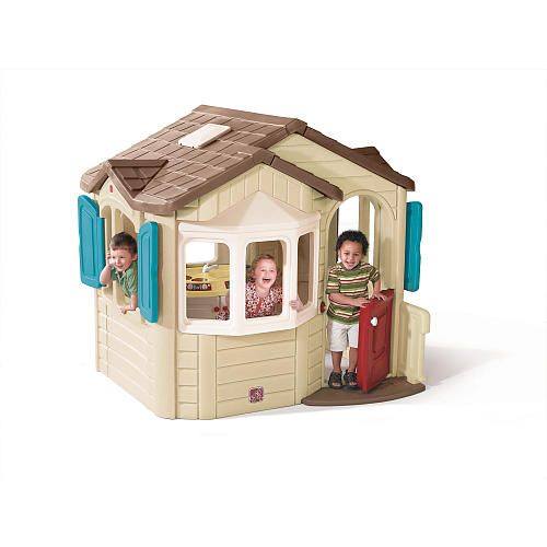 Naturally Playful Welcome Home Playhouse Step 2 Toys