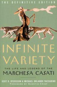 Infinite Variety av  Scot D. Ryersson, Michael Orlando Yaccarino, Quentin