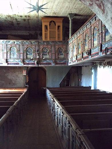 Drevs gamla kyrka | Smålands smultron