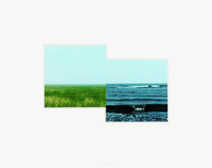 Jan Dibbets, 'Sectio Aurea AA3', 2007