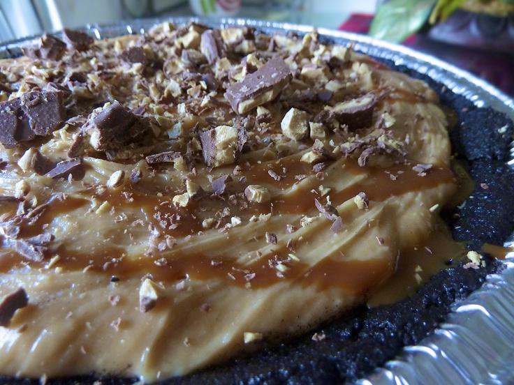 Caramel-Peanut Mud Pie Recipes — Dishmaps