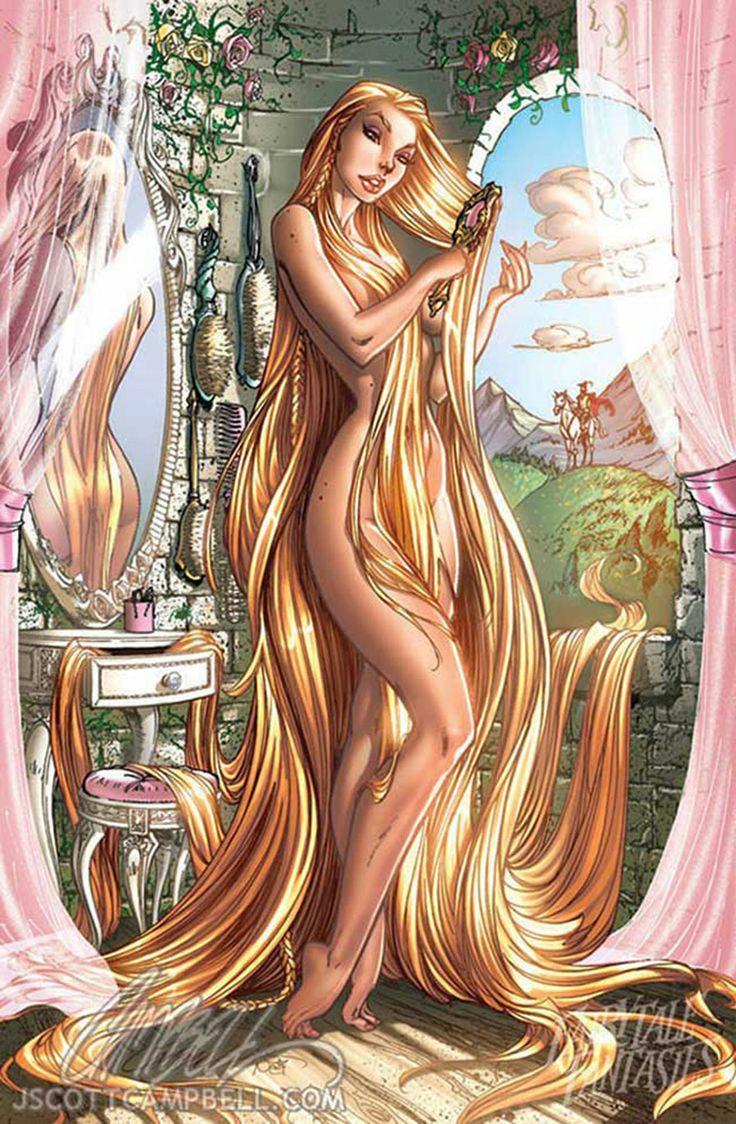 Прекрасная голая принцесса 1 фотография