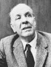 Borges, Jorge Luis [Credit: Courtesy of Wellesley College, Wellesley, Massachusetts]