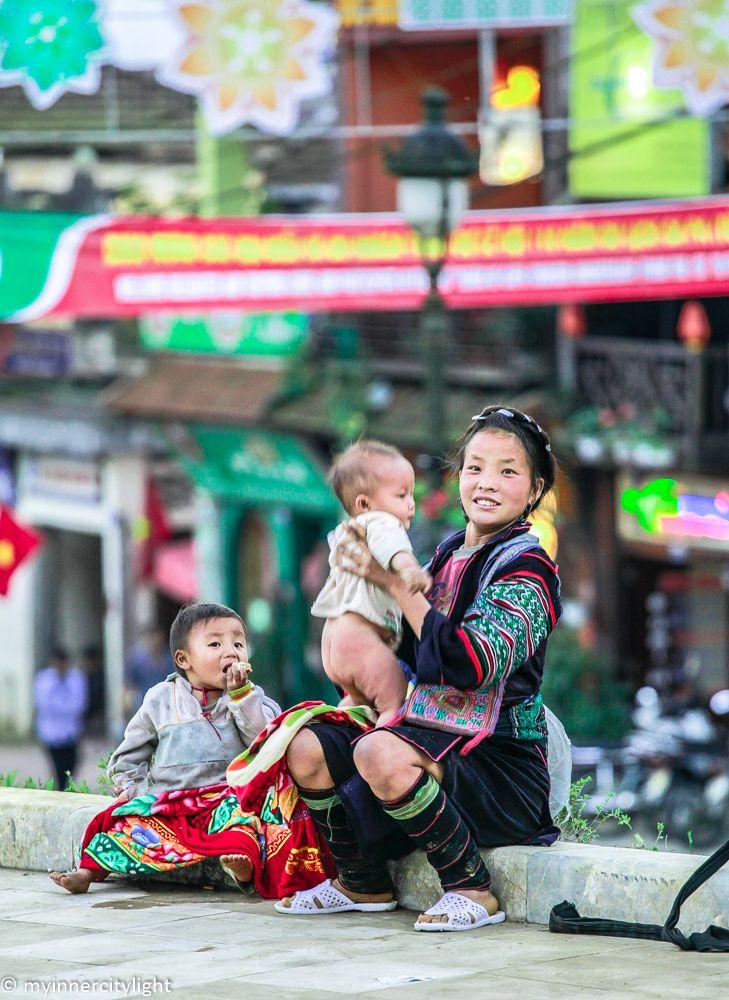 #SaPa #VietNam #Asia #mothers #dhong