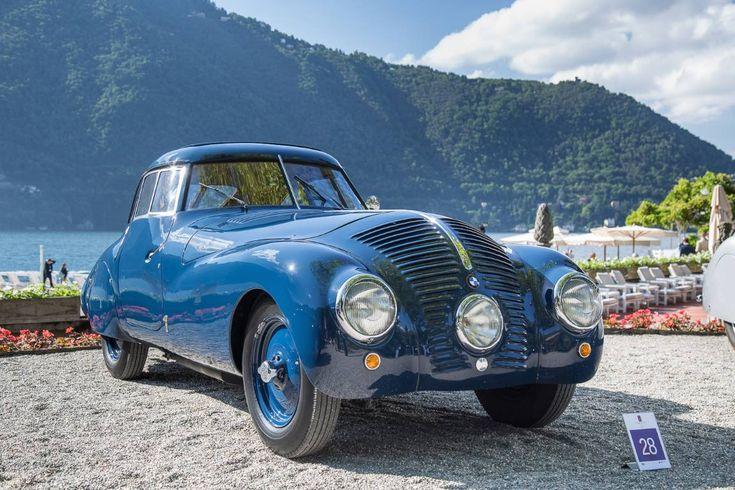 1937 BMW 328 Coupe Streamline Wendler