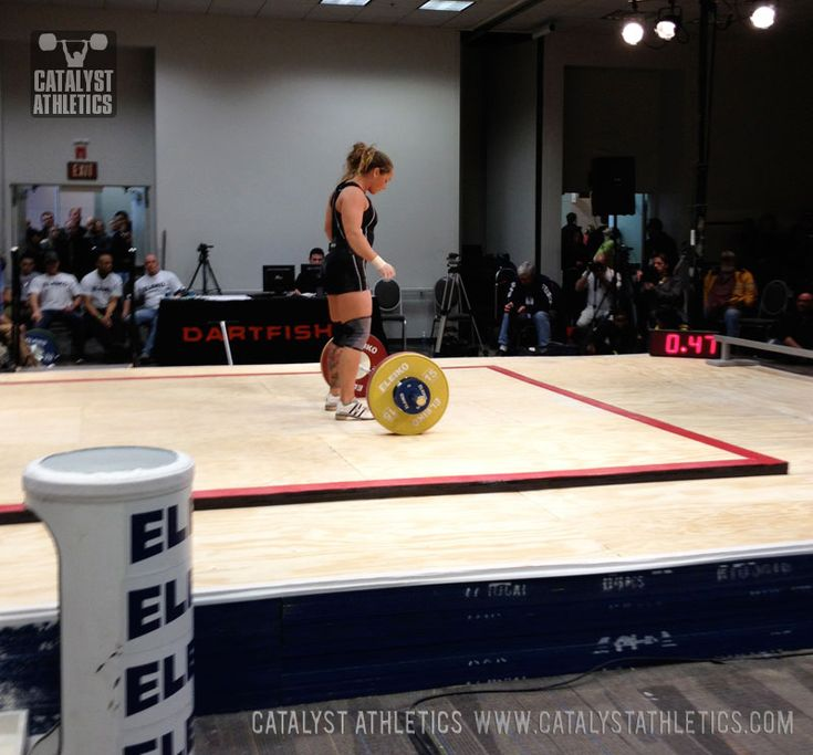 How to determine the proper body weight category in weightlifting and how to gain or lose body weight for weightlifting competition.