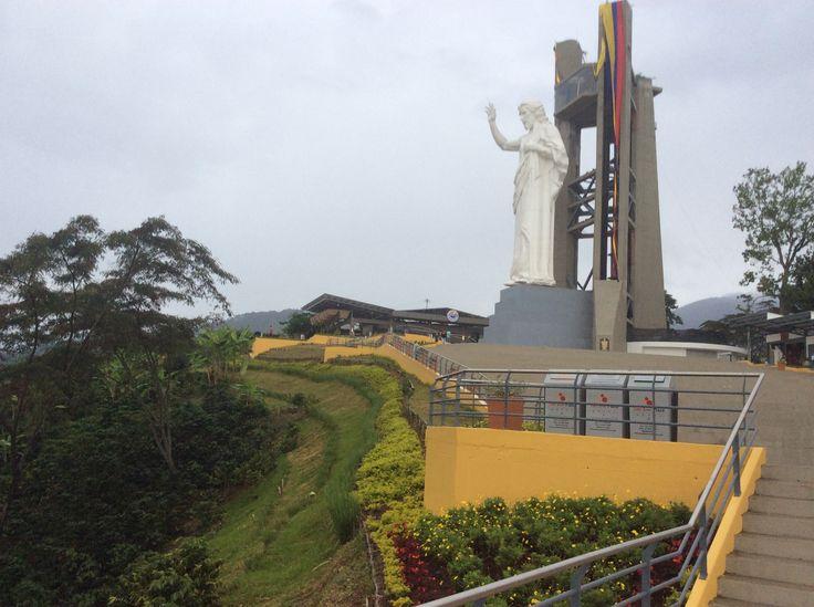 Ecoparque Cerro del Santísimo Floridablanca Santander Colombia