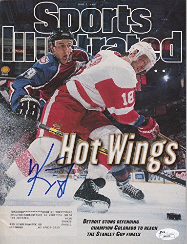 Red Wings Sports Illustrated