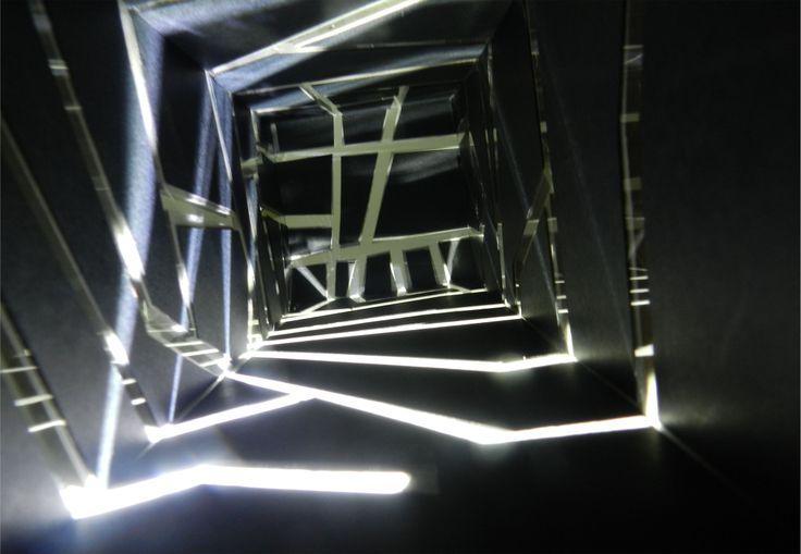 Espacio Interior para la contemplación de la luz y la introspección