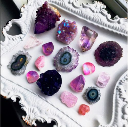 crystal, accessories, and pink εικόνα