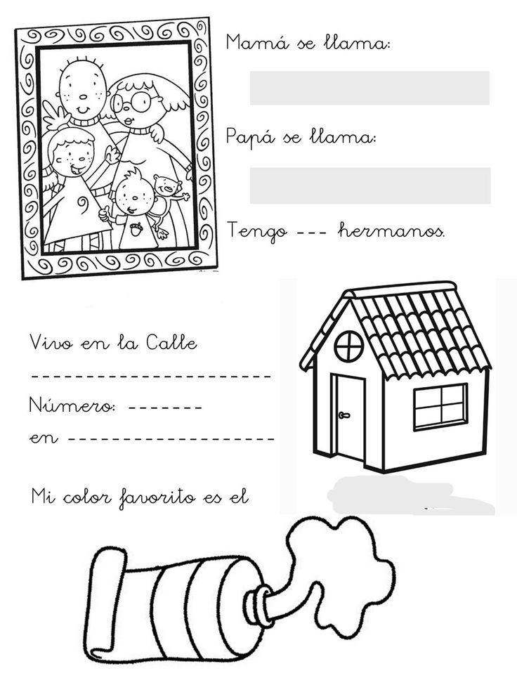✿ Para realizar el libro del protagonista de la semana , previamente debemos mandar una circular a los padres aquí tenéis varias de ej...