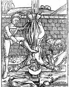 """Aunque la crucifixión es mencionada en el Corán, desempeña un papel más importante en la Biblia. [...] """"En la Roma republicana era una forma degradante de castigo"""", dice el profesor Barba, historiador clásico de la Universidad de Cambridge. """"Si usted es ciudadano romano no puede ser crucificado. San Pedro sí lo fue. En el martirio de Pedro y Pablo la diferencia es que Pablo es ciudadano romano y Pedro no""""."""