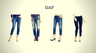 Top 12 Marcas de Calças Jeans Femininas - Calças Jeans Femininas da GAP