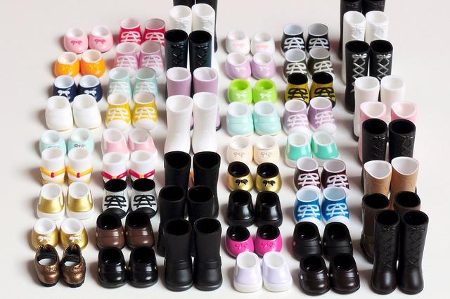 Odeco & Nikki & Usaggie Shoes by Sai / Rebecca, via Flickr