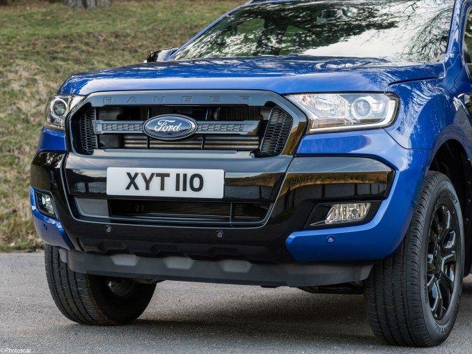 Ford Ranger Wildtrak X 2018 Une Attention Meticuleuse Aux Details Ford Ranger Wildtrak Ford Ranger Ford