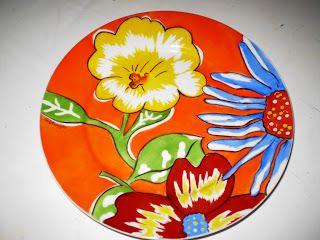 Atelier de Arte Silvana Araújo: Porcelana (FOTOS)