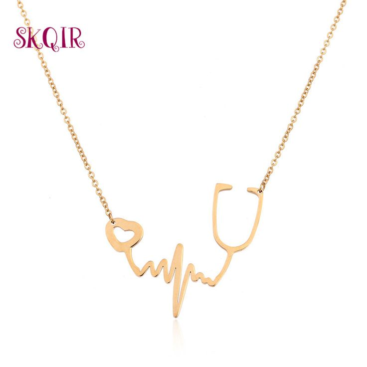 New Creative Beautiful Origin of Dinosaur Charm Necklace Pendant Collares Fashion Jewelry Gift for Girls and Women Gold NGoO2S7W3